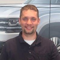 Brad  Stewart at Overturf Volkswagen Kia