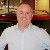 Kevin Nauta at Courtesy Mazda
