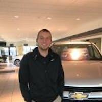 Aaron Boczkiewicz at Symdon Motors