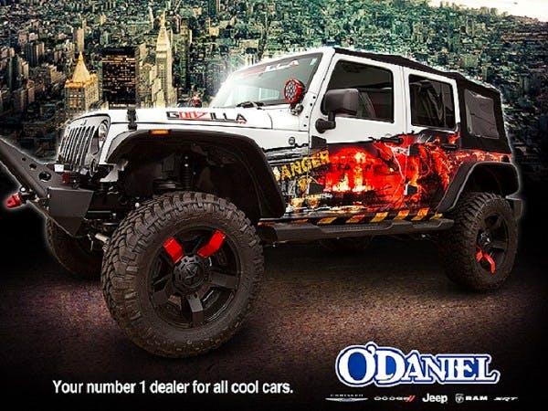 ODaniel Chrysler Dodge Jeep Ram, Fort Wayne, IN, 46804
