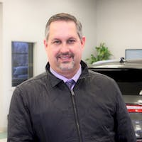 Jeff Wahlfeld at Scherer Lincoln Volvo Cars