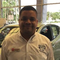 Jose Martinez at Coral Springs Nissan