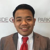 Brian Quach at Parkside Kia
