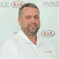 Jeff Ford at Parkside Kia