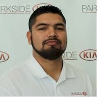 Carlos Martinez at Parkside Kia