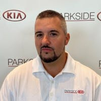 Mike Terry at Parkside Kia