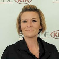 Tracie Russell at Parkside Kia