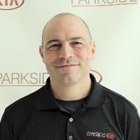 Jim Richards at Parkside Kia