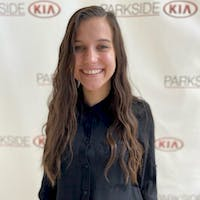 Haily Shively at Parkside Kia