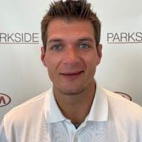 Brandon Jordan at Parkside Kia