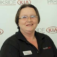 Kristeena Rutledge at Parkside Kia