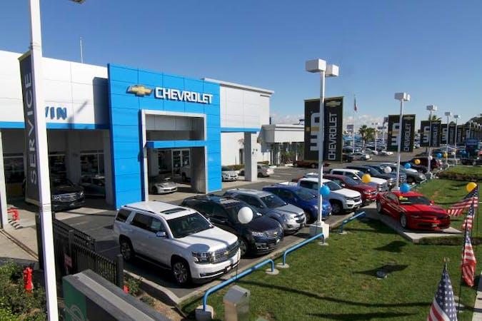 Win Chevrolet, Carson, CA, 90810