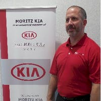 Michael Hensley at Moritz Kia Fort Worth