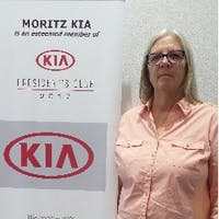 Kathy Parks at Moritz Kia Fort Worth