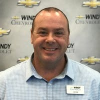 Ron  Stratton at Windy Chevrolet
