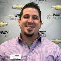 Aaron  Murdock at Windy Chevrolet