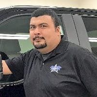 Carlos Conejo at Ryan Ford - Service Center