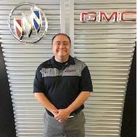 Rudy Jauregui at Tillery Pontiac Buick Gmc - Service