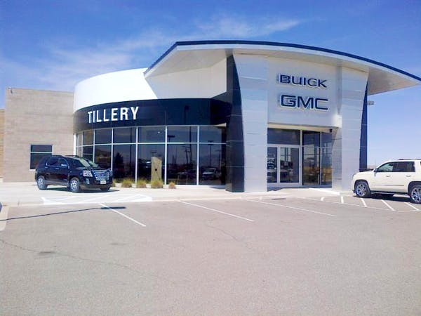 Tillery Buick GMC, Los Lunas, NM, 87031