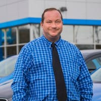 Russ  Brown at Country Chevrolet