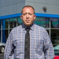 Glenn  Thomson at Country Chevrolet