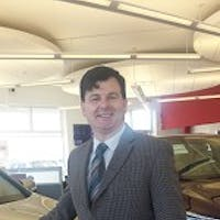 Michael Rosenberg at Karp Kia