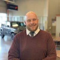 Steve Klimara at Tyson Motor Corporation