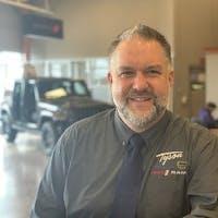 Larry Holcombe at Tyson Motor Corporation