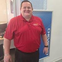 Jake Hudspeth at Bob Hart Chevrolet