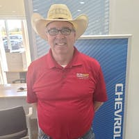 Phil  Longacre at Bob Hart Chevrolet