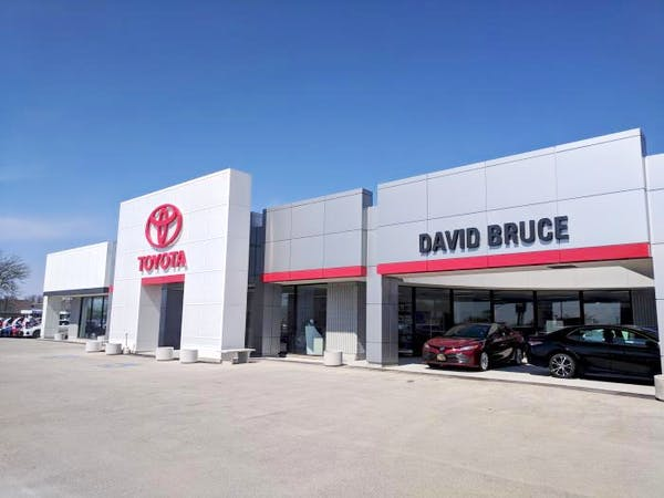 David Bruce Toyota, Bourbonnais, IL, 60914