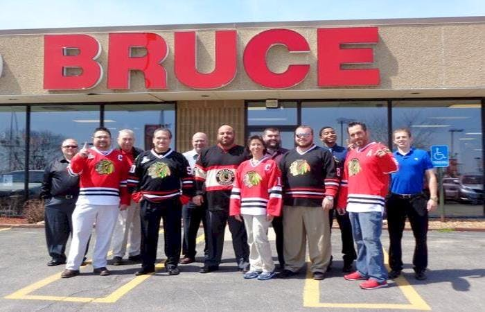 David Bruce Toyota Cadillac, Bourbonnais, IL, 60914