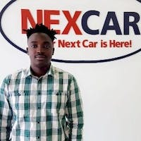 Ola Adelosoye at Nexcar