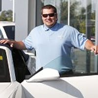 John Cash at Charles Boyd Chevrolet Cadillac Buick GMC of Henderson, NC