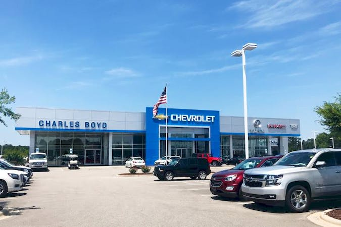 Charles Boyd Chevrolet Cadillac Buick GMC of Henderson, NC, Henderson, NC, 27536