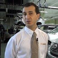 Bobby Rahmani at Lexus of North Miami