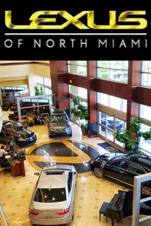 Lexus of North Miami, North Miami, FL, 33181