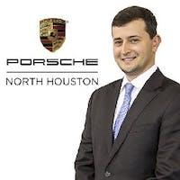Ace  Rahbar at Porsche North Houston