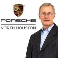 Rodger  Gay  at Porsche North Houston