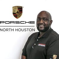 Willie Gilder at Porsche North Houston - Service Center