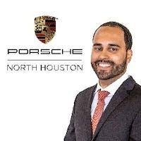 Luis  Ramirez  at Porsche North Houston