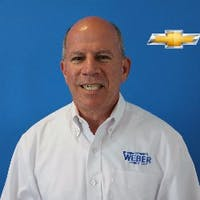 Chris Kavadas at Weber Chevrolet Granite City