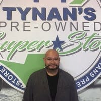 Keith Fresquez at Tynan's Pre-Owned Superstore