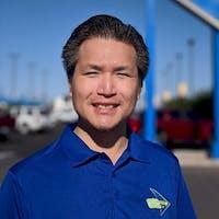 Andrew Nguyen at Courtesy Chevrolet
