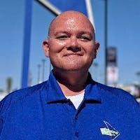Ian Davis at Courtesy Chevrolet