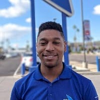 Ryan Washington at Courtesy Chevrolet