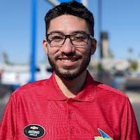 Antonio Garcia at Courtesy Chevrolet