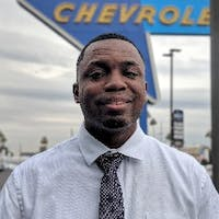 Kenny Williams at Courtesy Chevrolet