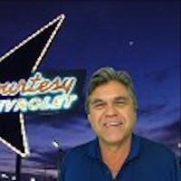 O' Jay  Vanegas at Courtesy Chevrolet