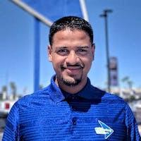 Sergio Hernandez at Courtesy Chevrolet